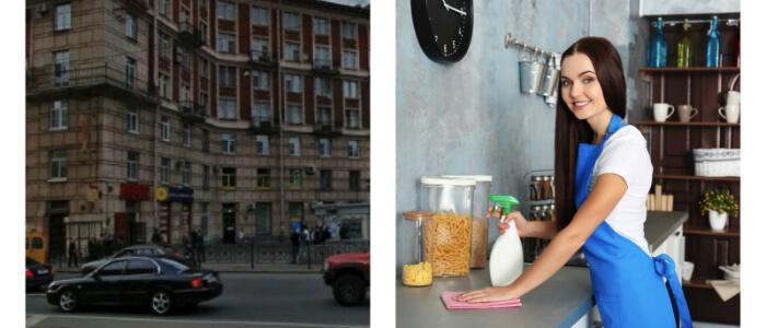 Уборка квартир Новочеркасская